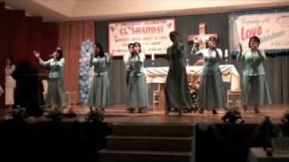 Download El Shaddai DWXI Sharjah Gospel Choir - Tanging Ikaw MP3 song and Music Video
