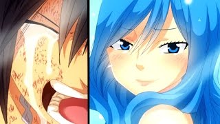 OMG DEM FEELS!!! Fairy Tail 499 フェアリーテイル Manga Chapter Reaction/Review -- Gray Vs Juvia