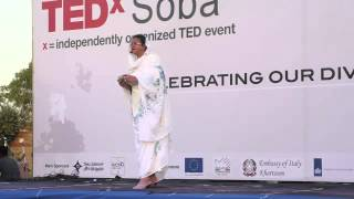 Our Indigenous Knowledge can Preserve The Environment | Alawiyya Jamal | TEDxSoba