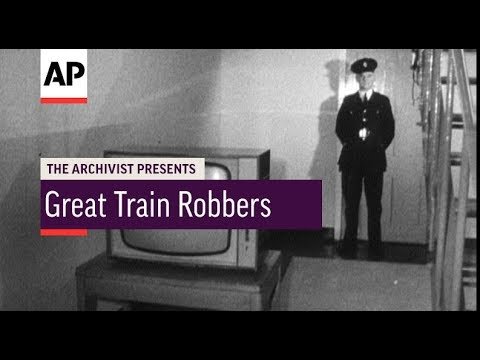 Great Train Robbers - 1966 | The Archivist Presents | #109