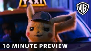 POKÉMON Detective Pikachu - First 10 Minutes - Warner Bros. UK