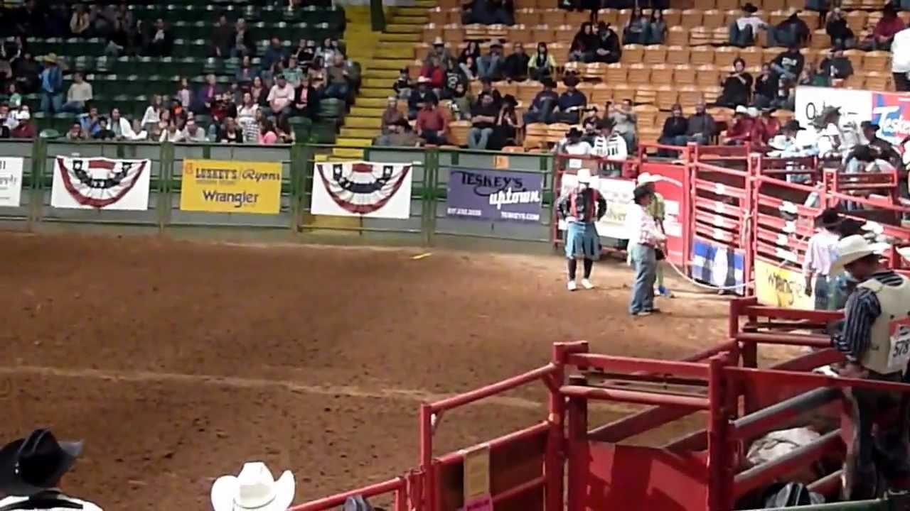 Rodeo Fort Worth Stockyards Texas Youtube