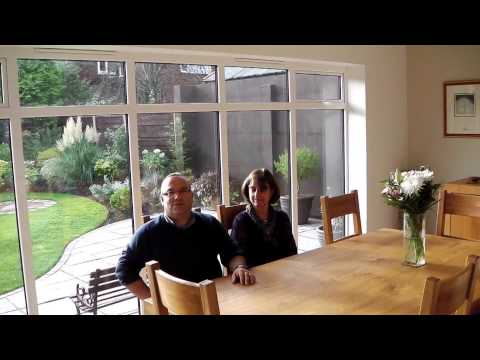 Homeowner Testimonial on House Extension in Bramhall