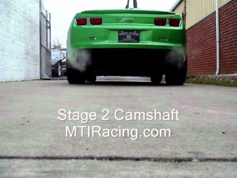 MTI Racing Stage 2 Camshaft Sound Clip
