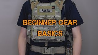 The Best Starting Airsoft Gear from Fox Airsoft