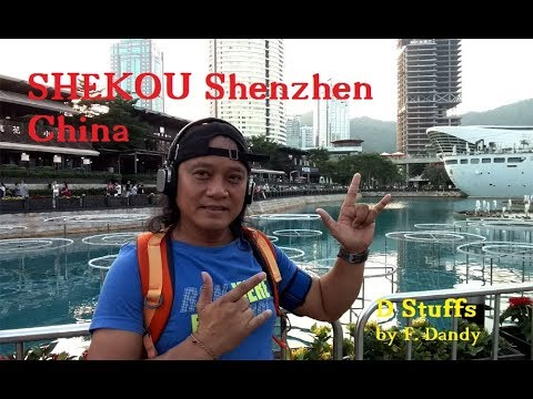 Shenzhen China  -  Shekou  Sea World
