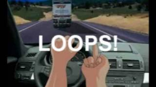 Meet and fuck(a.k.a. road trip in another version) Looped Up
