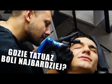 Gdzie Tatuaż Boli Najbardziej Granice Bólu Chati Youtube