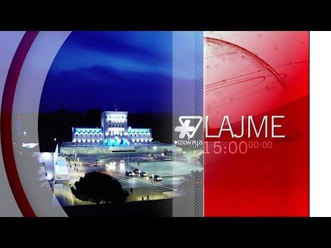 News Edition in Albanian Language - 12 Tetor 2017 - 15:00 - News, Lajme - Vizion Plus