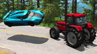 Brutal Crashes #6 - BeamNG DRIVE