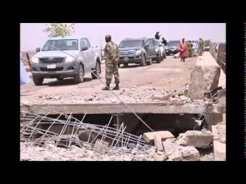 Bomb blast at northeast Nigeria bus station 'kills at least 20'