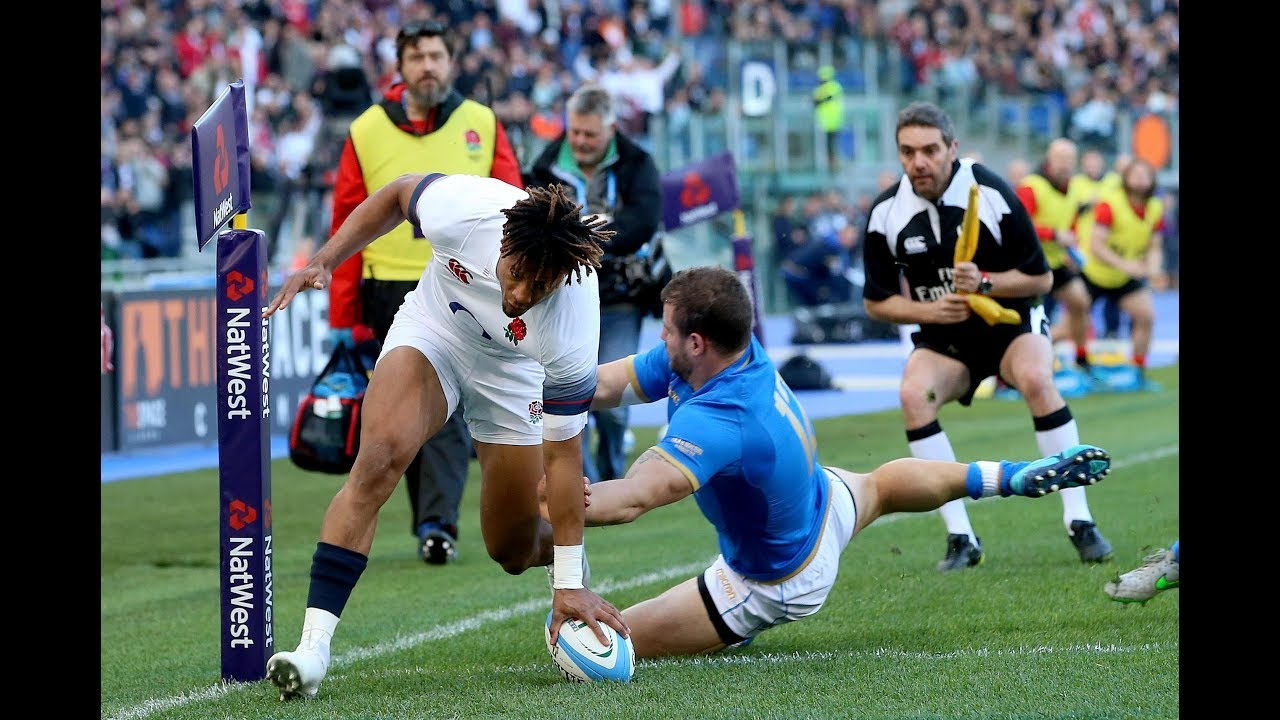 9ddefed577f Extended Highlights: Italy v England | NatWest 6 Nations. Guinness Six  Nations