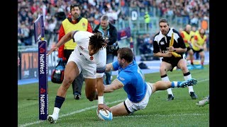 Extended Highlights: Italy 15-46 England | NatWest 6 Nations