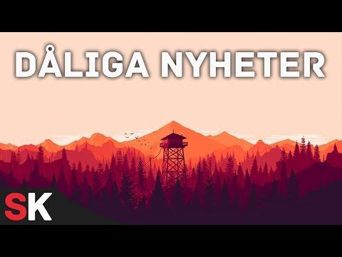 FIREWATCH - Dåliga nyheter! (Del 4 - En Let's Play på Svenska)