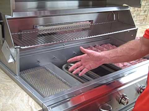 Outdoor Built In Grill Care