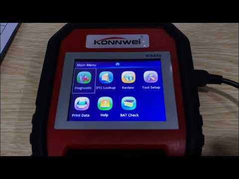 how-to-update-obd-ii-codes-scanner-kw850-?-firmware-v1.2,-print-diagnostic-report-via-usb