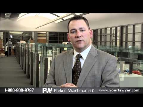 Plumber Injured When Ladder Breaks - New York Injury Lawyer Raymond Silverman - Parker Waichman