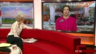 Idiots at BBC News dont know Donald Trump story is fake news 4chan prank