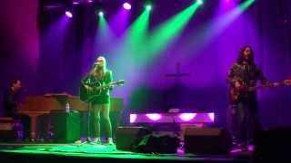 "AIMEE MANN - ""Borrowing Time"" live in Bochum 14. Nov. 2013"