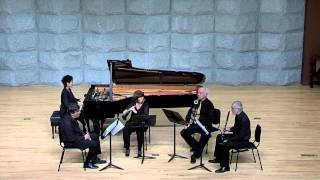 김승연 CURRUS SOLIS IN VIA REGINA for Flute, Oboe, Clarinet in Bb, Bassoon and Piano2014 STUDIO20