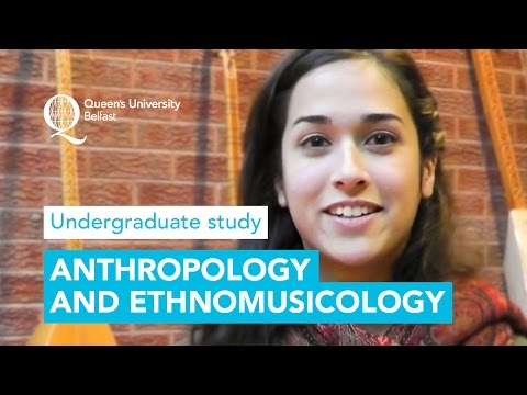 Study Anthropology and Ethnomusicology at Queen's - Undergraduate