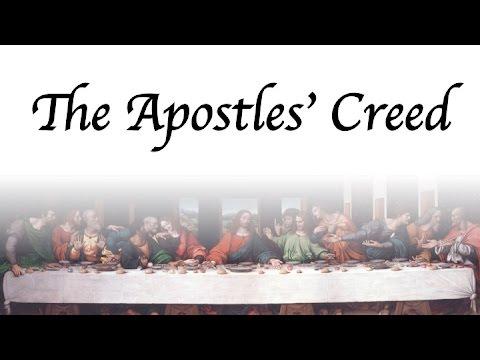 The Apostles' Creed Song