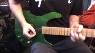 Jack White I M Shakin Solo Breakdown Guitar Lesson