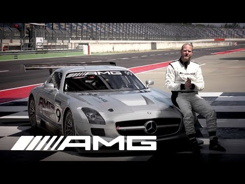 SLS AMG GT3 Warm-Up with Tommy Kendall - Clip 7