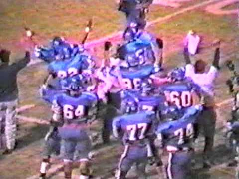 COOPER COUGARS FOOTBALL 1992 HIGHLIGHT FILM
