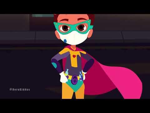 HEROKiDDOS, Save Lives!- პროექტი ბავშვებისთვის