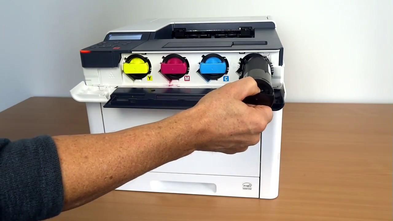 Kartuschen Chipwechsel Bei Xerox Phaser 6510 Bzw Workcentre 6515