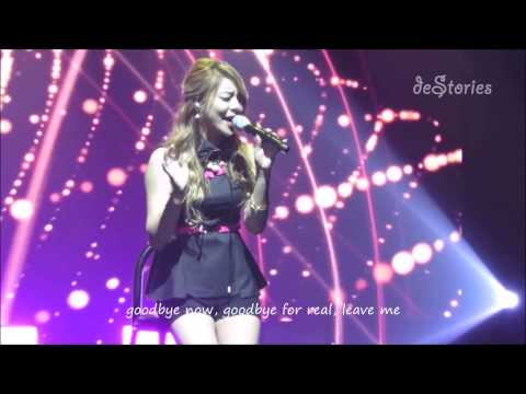 Ailee (에일리) - Goodbye Now (이제는 안녕) Eng subs