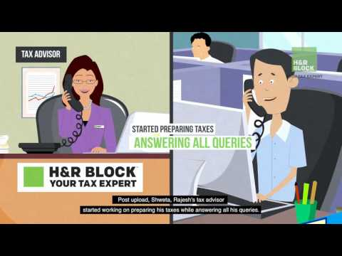 Online Tax Filing By Experts   Process Video