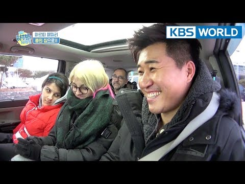 One Night Sleepover Trip I 하룻밤만 재워줘 – Ep.1: I want to Invite you to my home [ENG/2018.03.13]