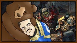 I Love Warhammer 40K: Space Marine