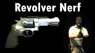 CS:GO's Revolver Nerf Analysis thumbnail