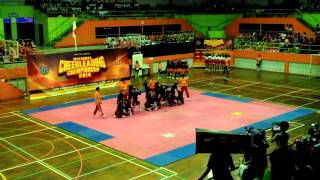 Star Syndrome SMP Tarakanita 4 at NCC 2014
