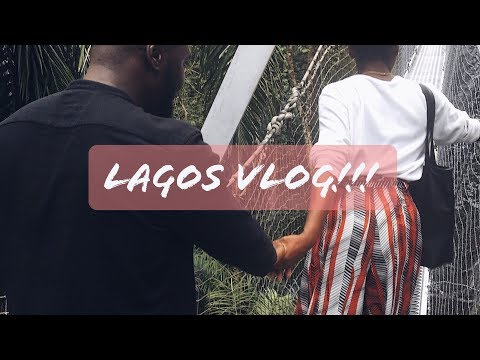 LEKKI CONSERVATION CENTER HAD ME SHOOK, TAKE OFF YO WIG || LAGOS VLOG