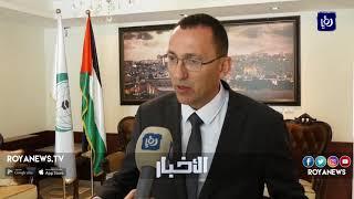سلطات الاحتلال تفرض إغلاقاً شاملاً على الضفة الغربية وغزة - (16-4-2018)