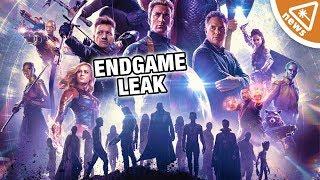 (SPOILER FREE) Massive Avengers: Endgame Leak Is Ruining the Film! (Nerdist News w/ Amy Vorphal)
