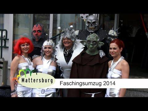 Mattersburger Faschingsumzug 2014