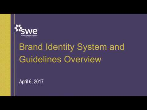 Get to Know the SWE Brand Guidelines