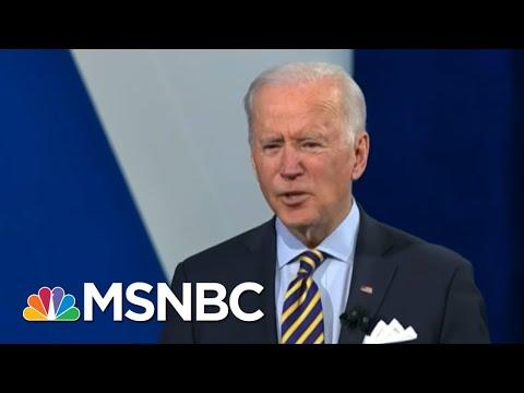 Biden Committed To Increasing Minimum Wage, Says WH Deputy Press Secretary | Morning Joe | MSNBC
