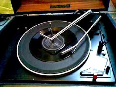 Alfred Lord Tennyson  - Side 2 -  3 Wax Cylinder recordings - Hacker Grenadier GP 45