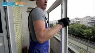 Дивные Окна - остекление лоджии