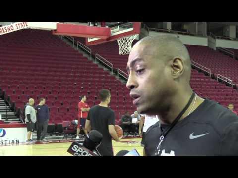 Fresno State basketball prepares for big showdown against Nevada