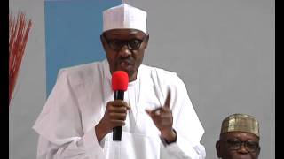 National Assembly Crisis: What President Buhari Said During APC Meeting In Abuja