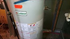 Lochinvar hot water heater missing dip tube