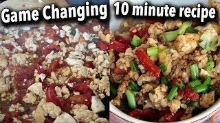 How to Veganize Chinese Tomatoes & Eggs Stir Fry (Cook With Me)