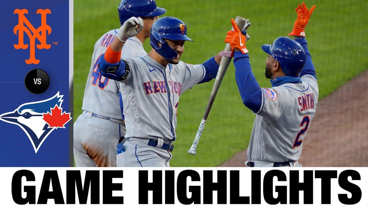 Ryu, Gurriel lead Blue Jays' 7-3 win | Mets-Blue Jays Game Highlights 9/13/20